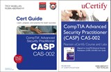 CompTIA Advanced Security Practitioner (CASP) CAS-002 Cert Guide, Pearson uCertify Course and uCertify Labs Bundle
