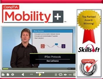 CompTIA Mobility+ MB0-001 : Complete eLearning Courseware, Practice Exam, and Live Mentoring