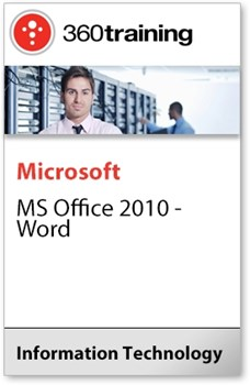 Microsoft Office 2010 Word