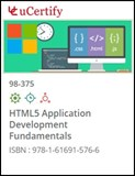 HTML5 Application Development Fundamentals (98-375) Courseware