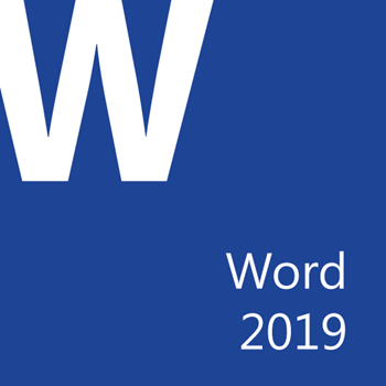 Microsoft Office Word 2019: Part 2 Instructor Print Courseware