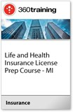 Life and Health Insurance License Prep Course - MI