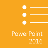 FocusCHOICE: Performing Advanced Text Editing in PowerPoint 2016 Student Electronic Courseware