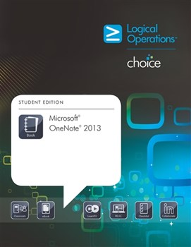 Microsoft Office 2013: OneNote Student Print Courseware