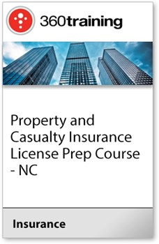 Property and Casualty Insurance License Prep Course - NC