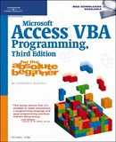 Microsoft Access VBA Programming F/Absolute Beginner 3E