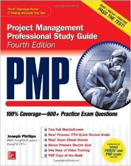 PMP Project Management Professional Study Guide, Fourth Edition
