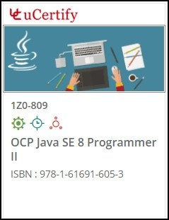 Oracle Certified Professional Java SE 8 Programmer II (1Z0-809) Lab and Courseware