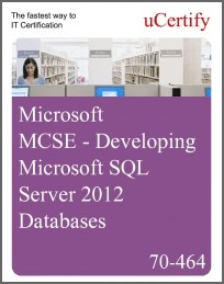 MCSE - Developing Microsoft SQL Server 2012 Databases eLearning Course