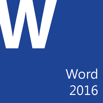 FocusCHOICE: Working More Efficiently in Word 2016 Student Print Courseware