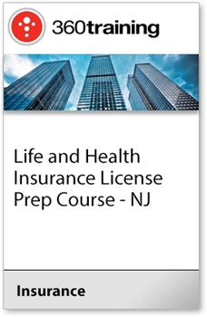 Life and Health Insurance License Prep Course - NJ