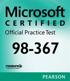 MTA: 98-367 - Security Fundamentals Microsoft Official Practice Test