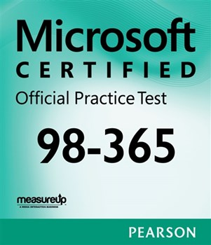 MTA: 98-365 - Windows Server Administration Fundamentals Microsoft Official Practice Test