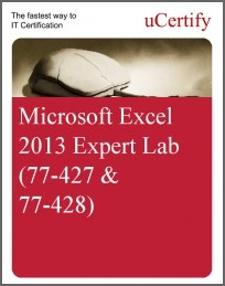 Microsoft Excel 2013 Expert Lab (77-427 & 77-428)