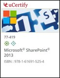 Microsoft SharePoint (77-419) Courseware