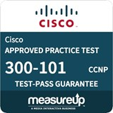 300-101: Implementing Cisco IP Routing (ROUTE) Practice Test