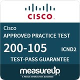 200-105: Interconnecting Cisco Networking Devices Part 2 (ICND 2) Practice Test