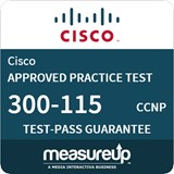 300-115: Implementing Cisco IP Switched Networks (SWITCH) Practice Test