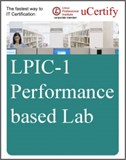 LPIC-1 Performance based Lab