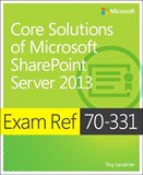 Exam Ref 70-331 Core Solutions of Microsoft SharePoint Server 2013 (MCSE) (eBook)