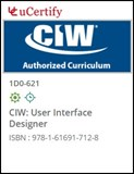 CIW: User Interface Designer (1D0-621) Courseware