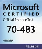 70-483 Programming in C# Microsoft Official Practice Test