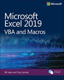 Microsoft Excel 2019 VBA and Macros (eBook)