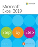 Microsoft Excel 2019 Step by Step (eBook)