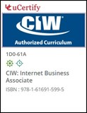 CIW: Internet Business Associate (1D0-61A) Courseware