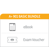 CompTIA A+ 901 Basic Bundle