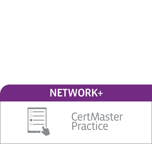 CompTIA CertMaster Practice for Network+ - Individual License