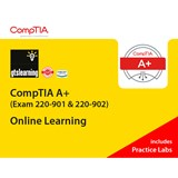 CompTIA A+ Online Learning plus Practice Labs