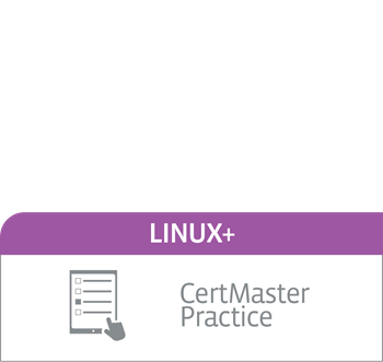 CompTIA CertMaster Practice for Linux+ - Organization/Business License
