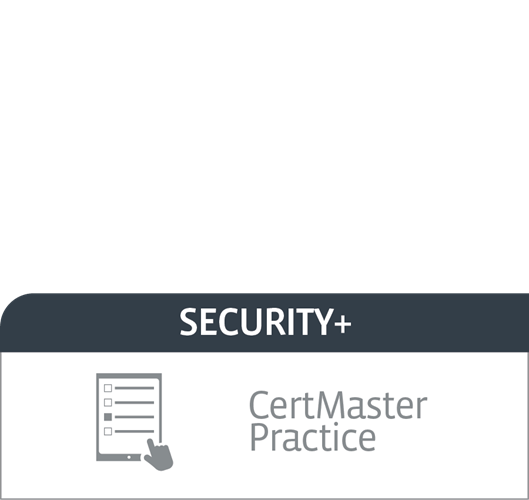 CompTIA CertMaster Practice for Security+ - Individual License