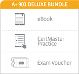 CompTIA A+ 901 Deluxe Bundle