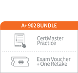 CompTIA A+ 902 Deluxe Bundle