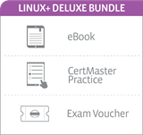 CompTIA Linux+ Powered by LPI Deluxe Bundle