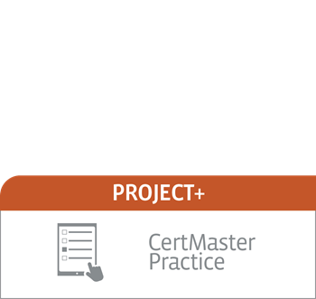 CompTIA CertMaster Practice for Project+ - Individual License