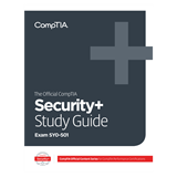 Official CompTIA Study Guide for Security+ (SY0-501)