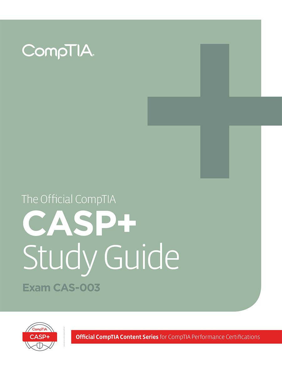 The Ficial PTIA CASP Study Guide Exam CAS 003 EBook