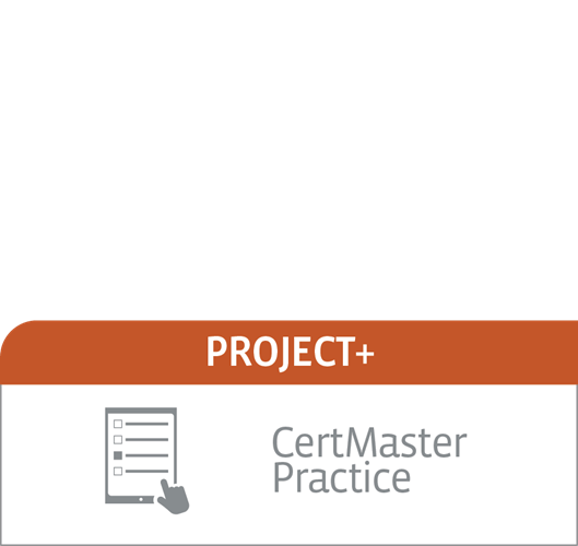 CompTIA CertMaster Practice for Project+ - Organization/Business License