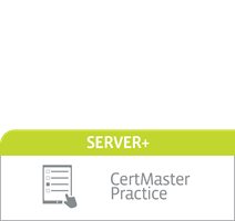 CompTIA CertMaster Practice for Server+ - Organization/Business License