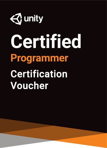 Unity Certified Programmer