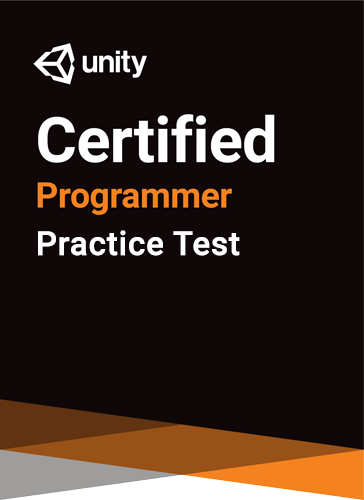 Unity Certified Programmer - Practice test