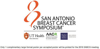 SABCS Free Poster with Optional Handouts