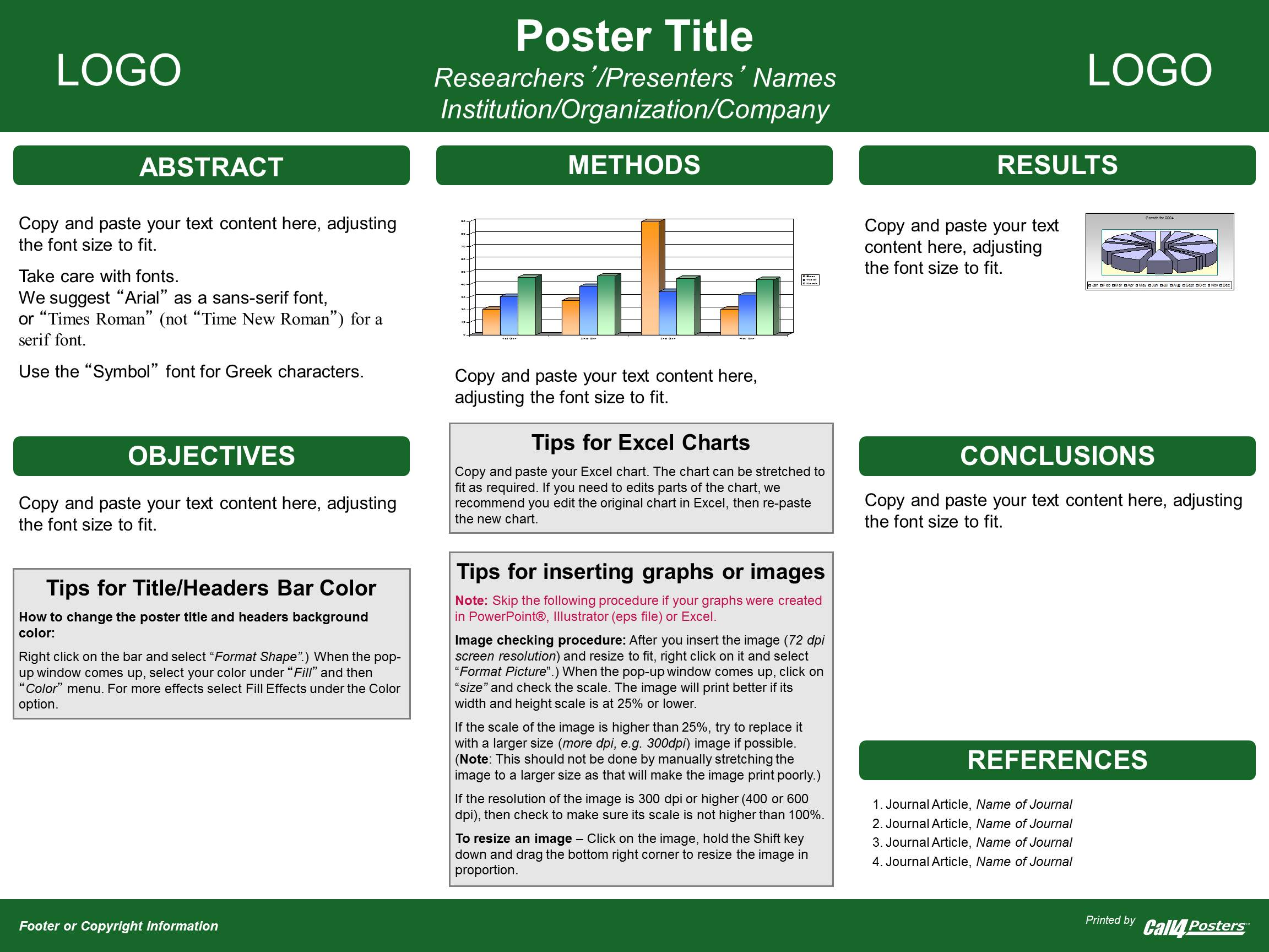 Poster Templates - LDI Domestic