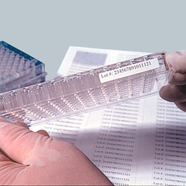 Sidewall Cryo-Tags® for Microplates, Sheets