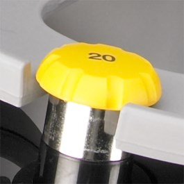 ErgoOne Volume Button,  20 µL, Yellow