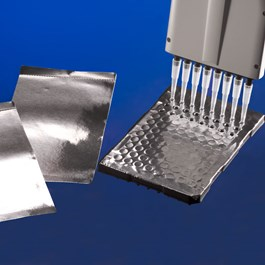 TempPlate® Pierceable Sealing Foil for PCR and Multiple Well Plates, Non-Sterile