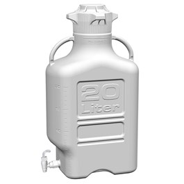 EZgrip™ Polypropylene 20 Liter Carboys
